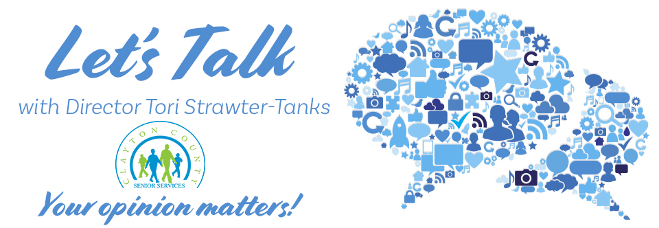 Let's Talk with Director Tori Strawter-Tanks