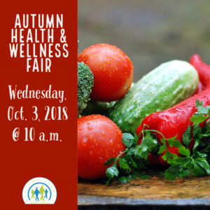 Autumn Health and Wellness Fair @ Frank Bailey Senior Center  | Louisville | Kentucky | United States