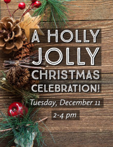 A Holly Jolly Christmas Celebration! @ J. Charley Griswell Senior Center  | Jonesboro | Georgia | United States