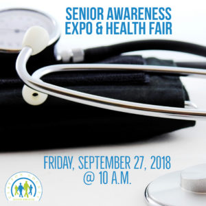 Senior Awareness Expo & Health Fair @ J. Charley Griswell Senior Center  | Jonesboro | Georgia | United States