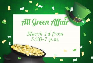 All Green Affair @ Kinship Care Resource Center