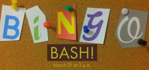 Bingo Bash @ J. Charley Griswell Senior Center