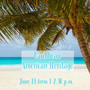 Caribbean American Heritage @ Frank Bailey Senior Center