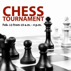 Chess Tournament @ J. Charley Griswell Senior Center