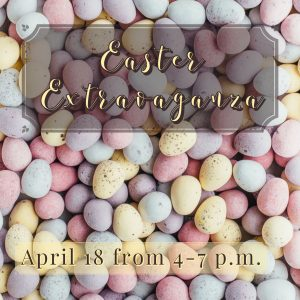 Easter Extravaganza @ Kinship Care Resource Center