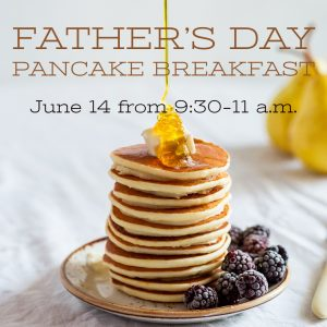 Father's Day Pancake Breakfast @ Frank Bailey Senior Center