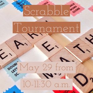 Scrabble Tournament @ Frank Bailey Senior Center