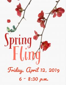 Spring Fling @ Frank Bailey Senior Center