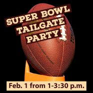 Super Bowl Tailgate Party