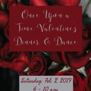 Once Upon a Time: Valentine's Dinner & Dance