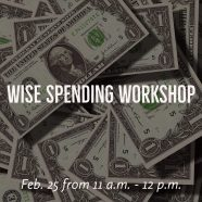 Wise Spending Workshop
