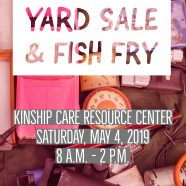 Yard Sale and Fish Fry