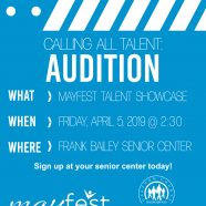 Mayfest Talent Showcase Audition