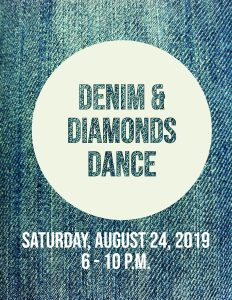 Denim and Diamonds Dance @ Frank Bailey Senior Center