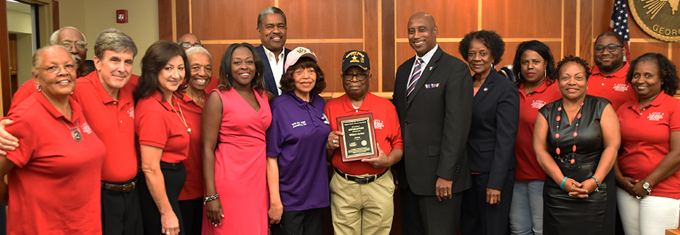 Clayton County Veteran of the Month