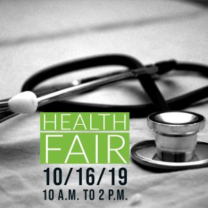 Health Fair @ Frank Bailey Senior Center