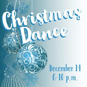 Christmas Dance @ Frank Bailey Senior Center