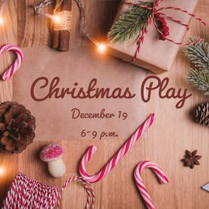 Christmas Play @ Frank Bailey Senior Center