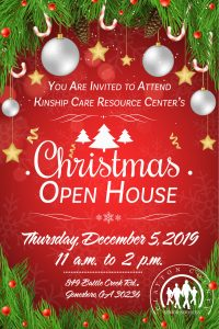 Kinship Open House @ Kinship Care Resource Center