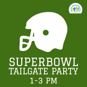 Super Bowl Tailgate Party @ Frank Bailey Senior Center