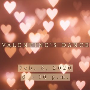 Valentine's Dance @ Frank Bailey Senior Center